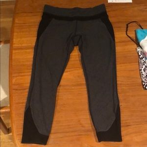 Lululemon cropped cotton legging